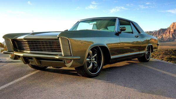1965 buick riveira
