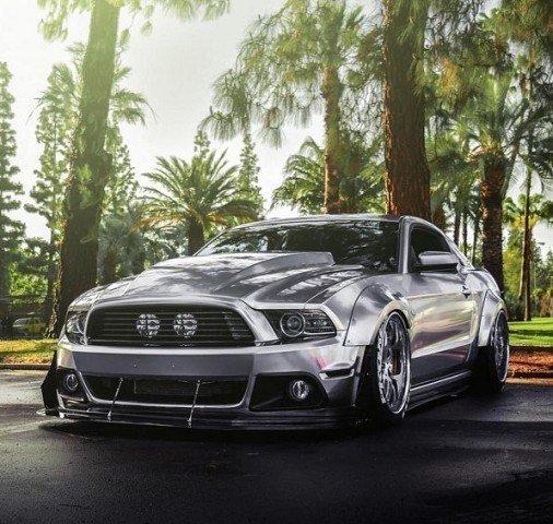 Ford Mustang Terminator SVT