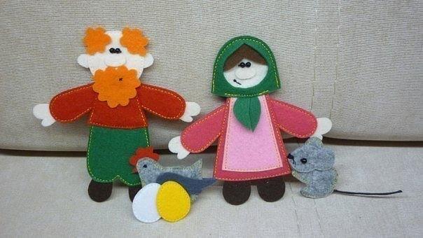 игрушки из флиса для детей