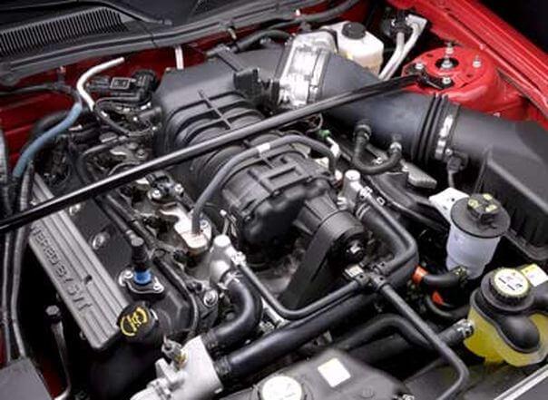 мотор от форд мустанга