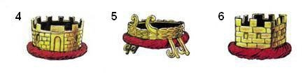 короны римских легионеров