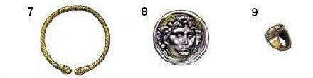 наградные украшения и медали древнего рима