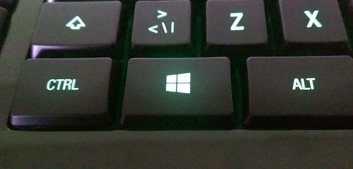 зачем на клавиатуре клавиша win