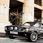 Ford Mustang GT 500 - Фото