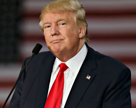 рост трампа
