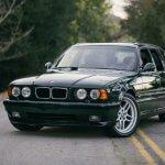BMW M5 E34 - фото