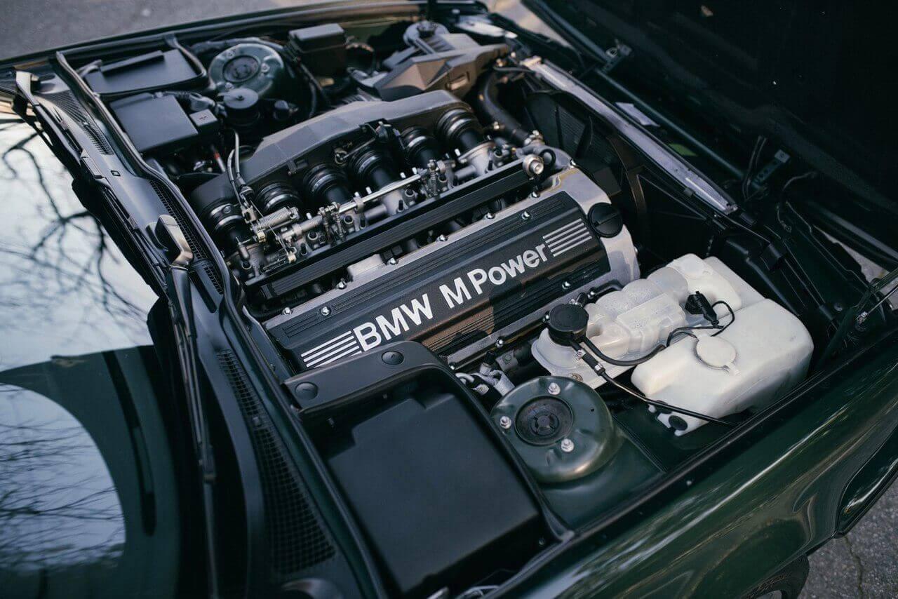 БМВ М5 Е34 фото