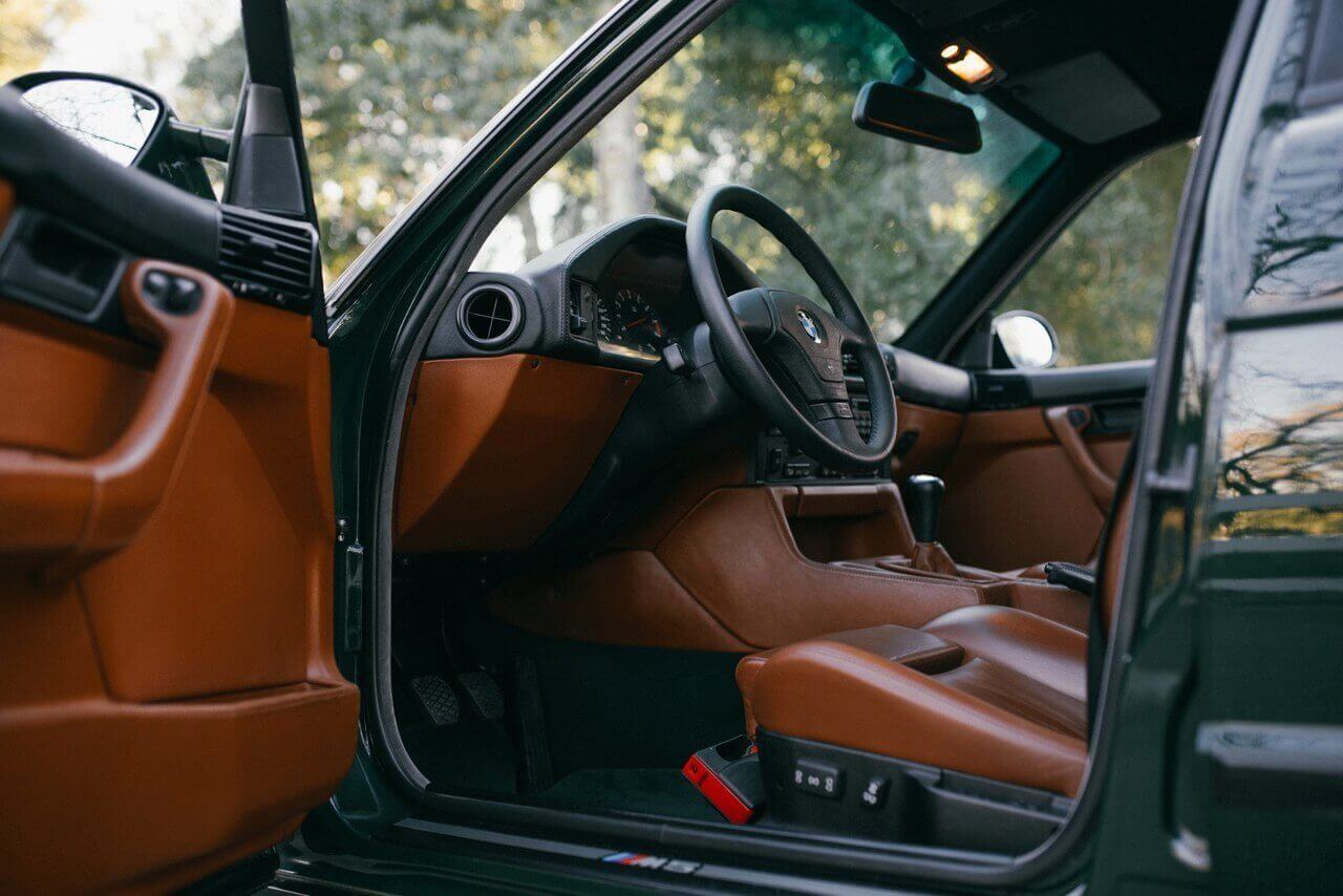 фото BMW M5 E34
