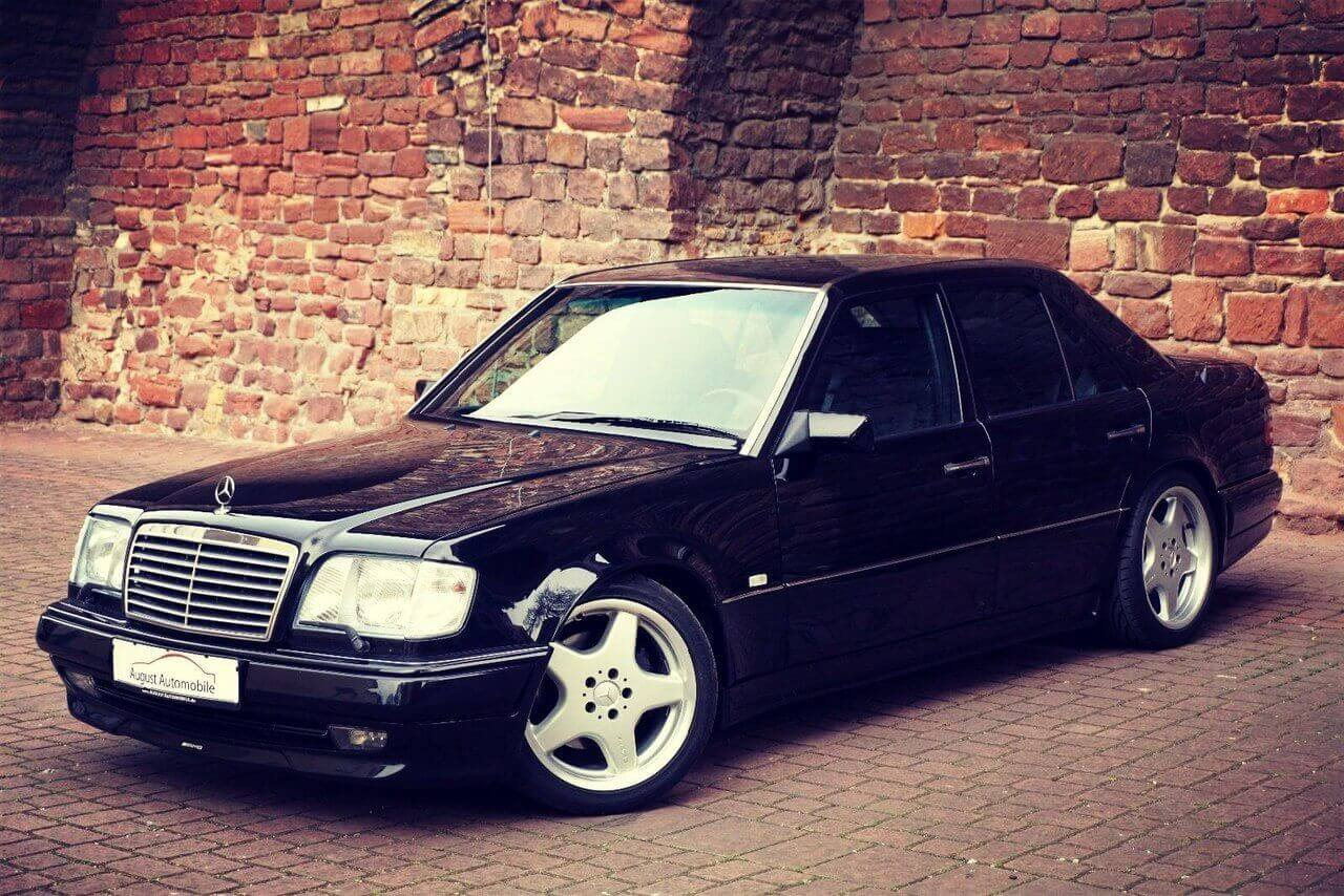 Mercedes benz W124 E60 AMG