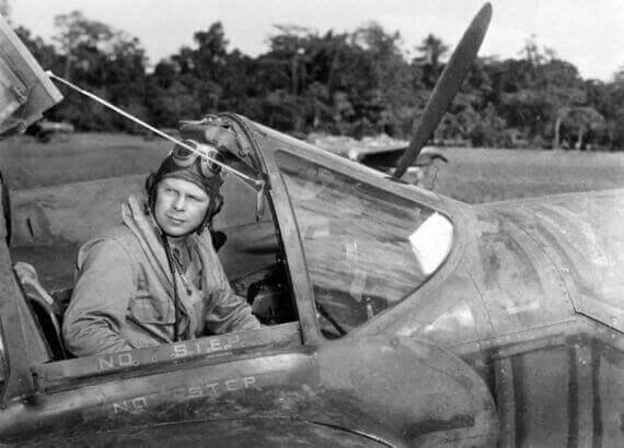 Николай Бодрихин - советский пилот-ас