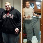 Фото похудевших людей - до и после диеты