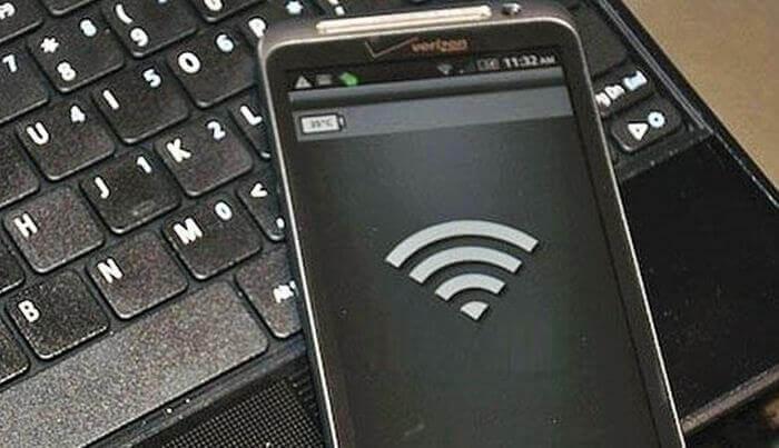 как раздать wifi с ноутбука через мобильный хотспот виндовс 10