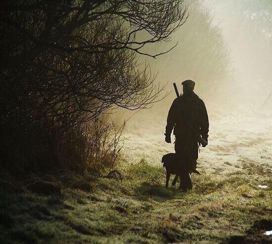 стихи про охоту короткие прикольные