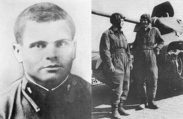 Танкист ас Владимир Хазов