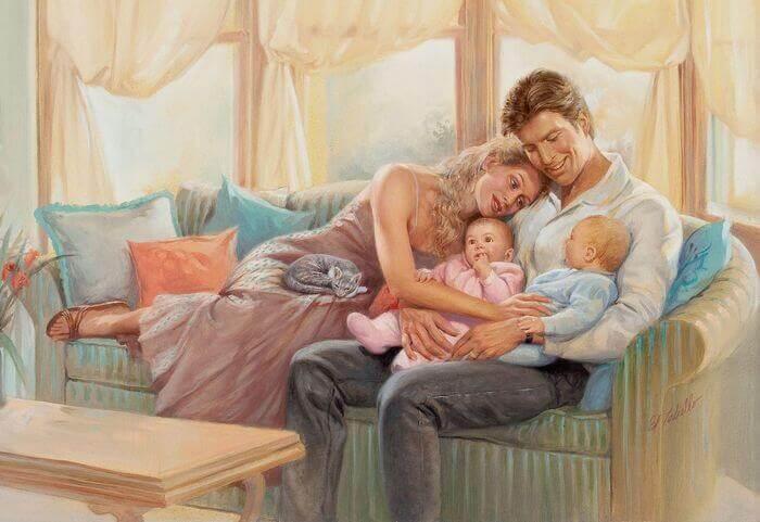 стихи о родителях трогательные до слёз