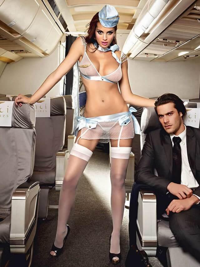 сексуальные стюардессы фото