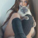Фото девушек с красивыми глазами