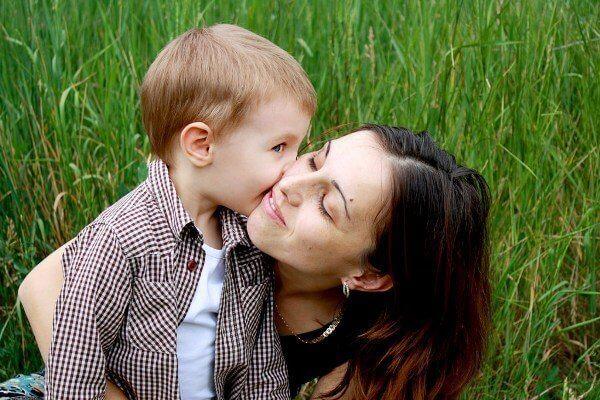 поздравление в стихах сыну от матери