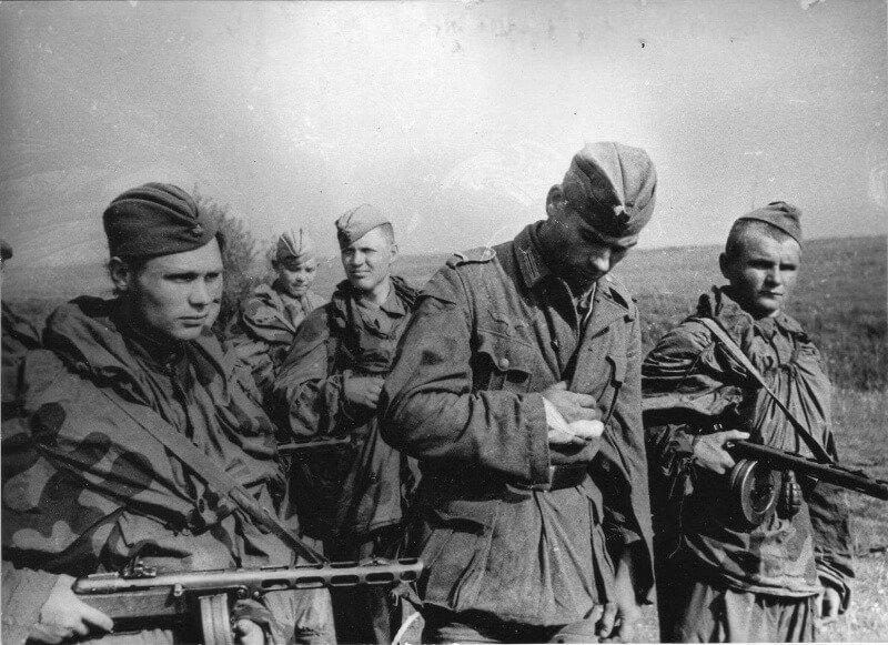 немецкий диверсант в ленинграде