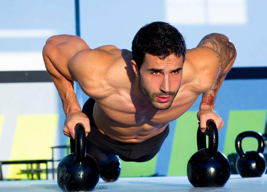 мышцы увеличились в объёме после тренировки