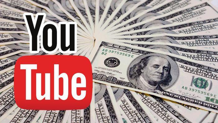 как зарабатывают на ютубе видеоблоге