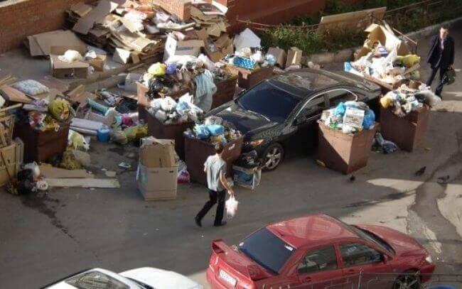 как наказать соседа за неправильную парковку во дворе