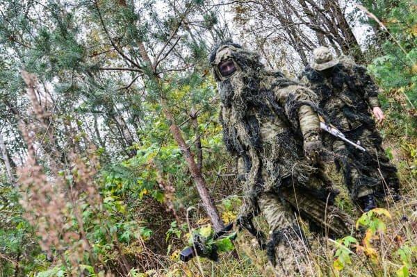 фото снайперов спецназа россии