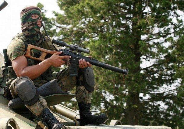 фото снайпера