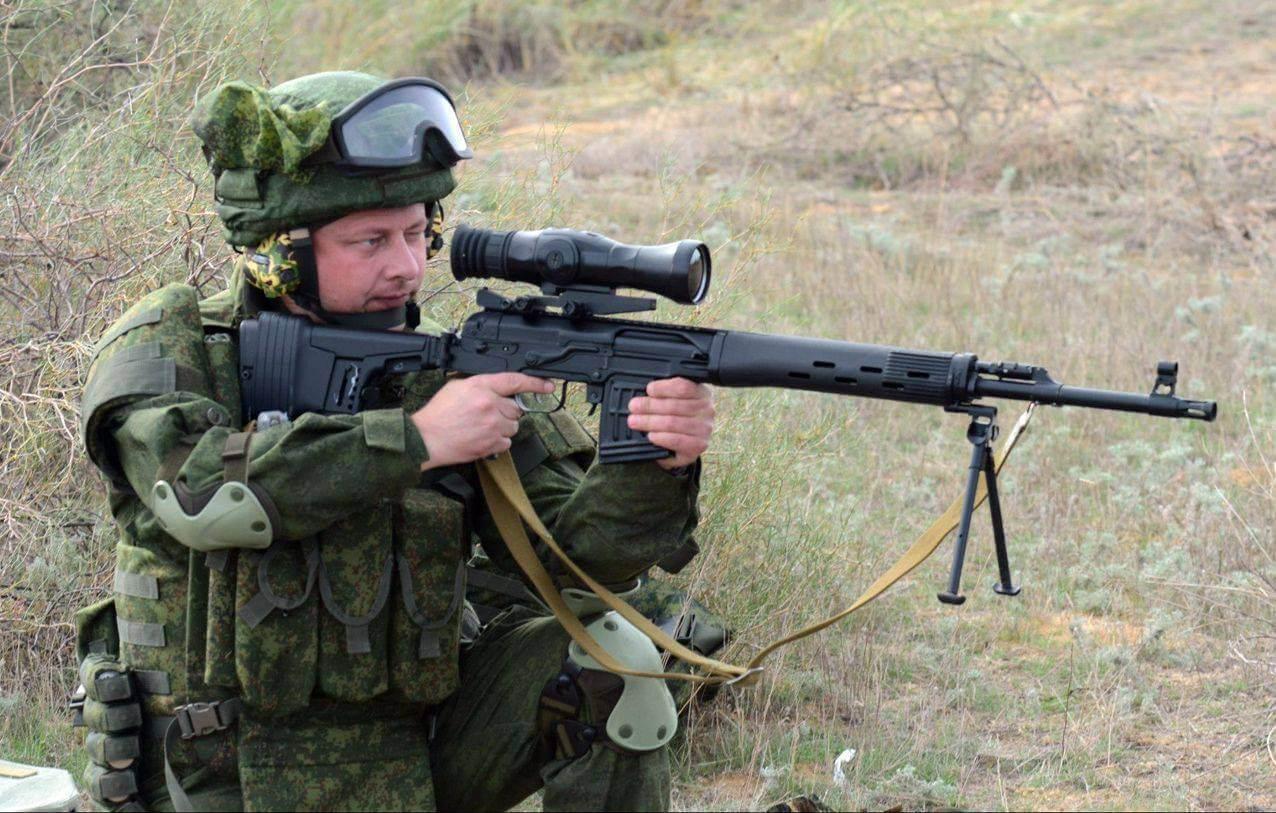 фото русских снайперов