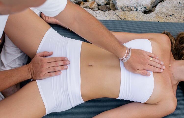 расслабляющий йоне и йони массаж