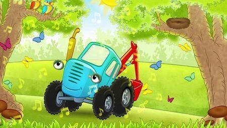 истории и рассказы про тракторы и технику
