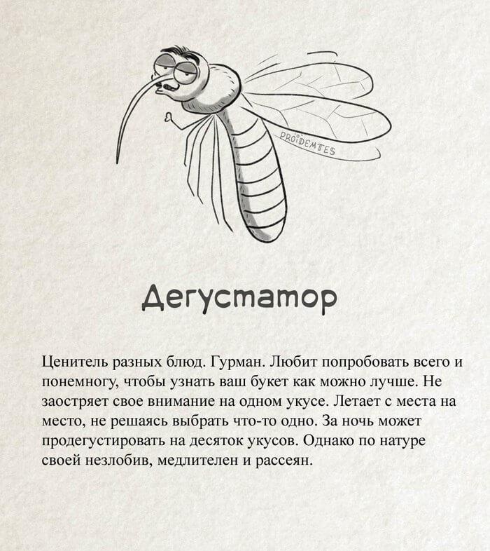 самый опасный комар в россии