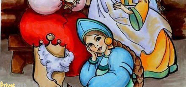 смешная сказка о царе салтане на новый лад