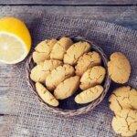 Лимонное печенье — рецепт с фото