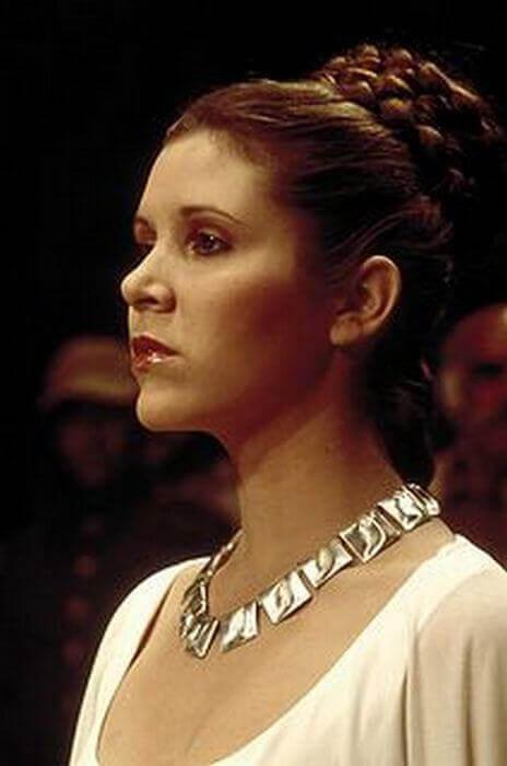 принцесса Лея Органа