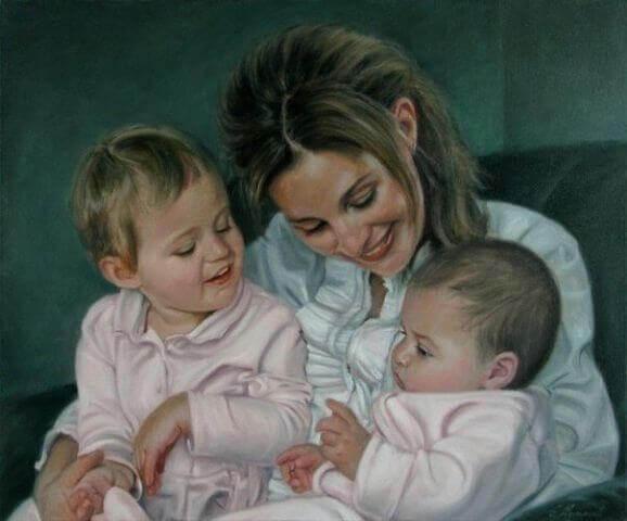 короткие красивые стихи о маме