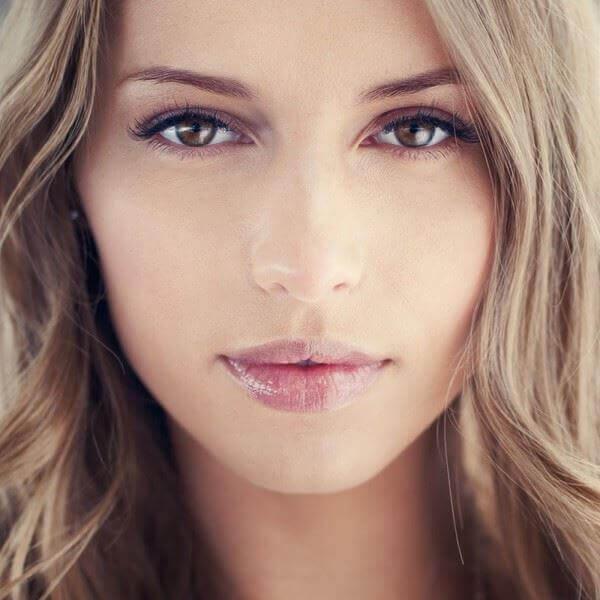 красивые женские глаза фото