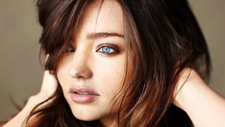 красота женских глаз фото