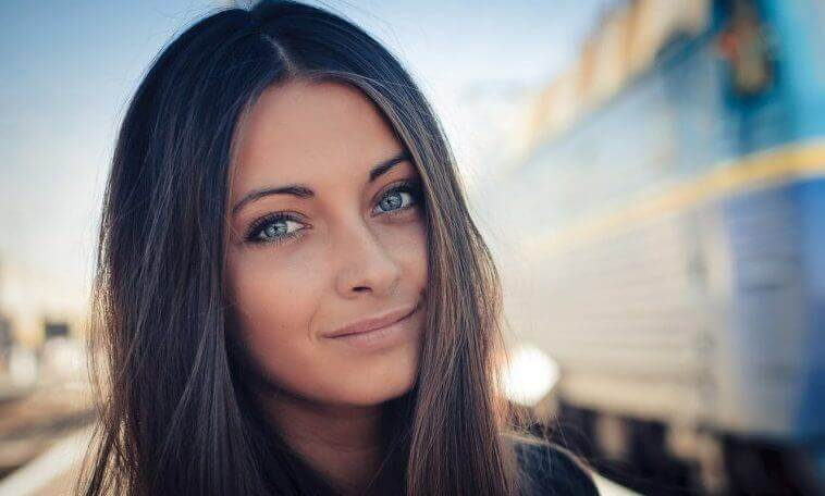 красивые глаза фото девушек