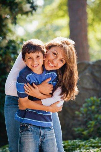 стих о сыне от мамы до слез
