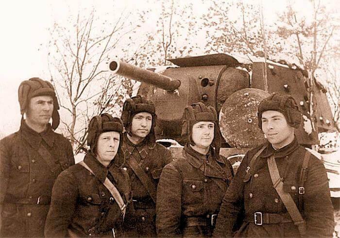 фото танкистов вов