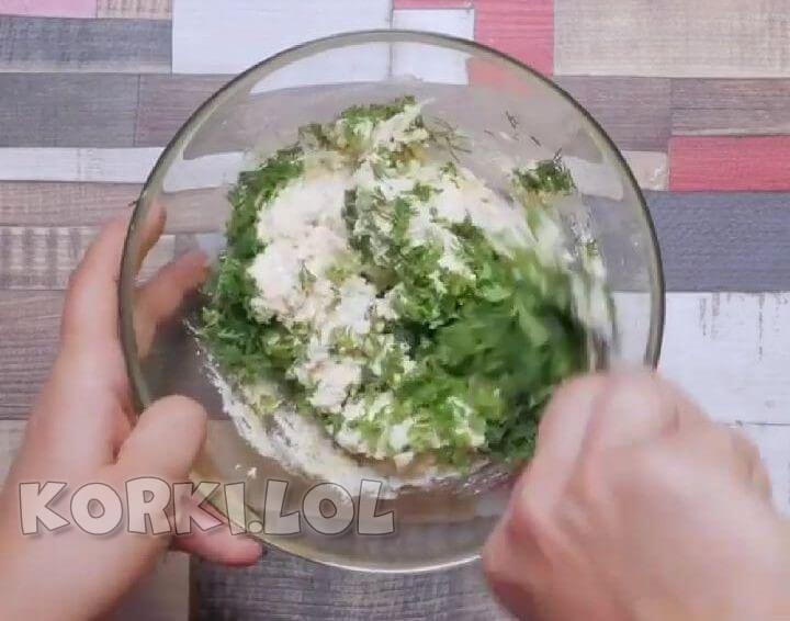 ленивая хачапури на сковороде рецепт с фот