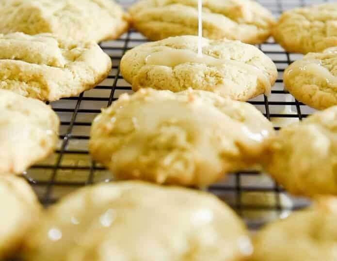 лимонное печенье рецепт с фото