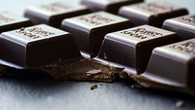 темный шоколад для здоровья